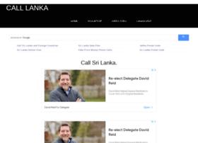 Calllanka.com thumbnail