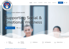Calmingkids.org thumbnail
