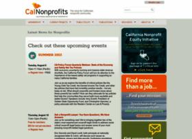 Calnonprofits.org thumbnail