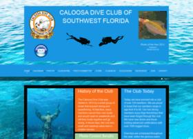 Caloosadive.club thumbnail
