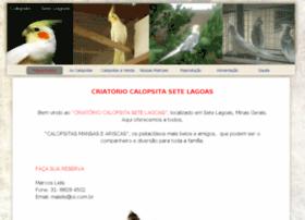 Calopsitasetelagoas.com.br thumbnail