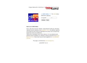 Calpal-online.de thumbnail