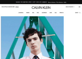 Calvinklein.us thumbnail