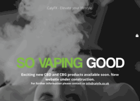 Calyfx.co.uk thumbnail