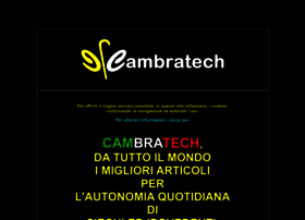 Cambratech.it thumbnail