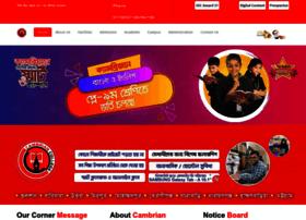Cambrian.edu.bd thumbnail