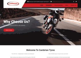 Cambriantyres.co.uk thumbnail