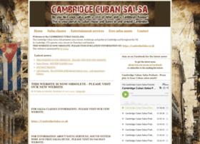 Cambridgecubansalsa.co.uk thumbnail