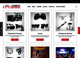 Cameraonrental.com thumbnail