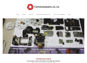 Camerarepairs.co.nz thumbnail