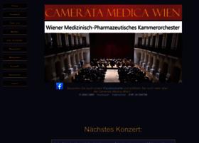 Cameratamedica-wien.at thumbnail