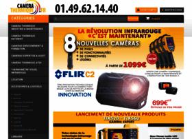 Camerathermique.fr thumbnail