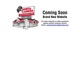 Cameta.com thumbnail