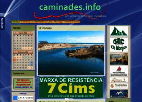 Caminades.info thumbnail