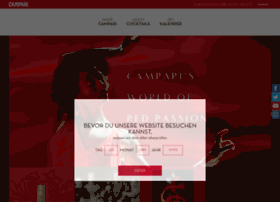 Campari.de thumbnail