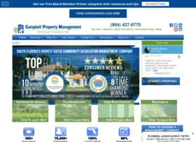 Campbellpropertymanagement.com thumbnail