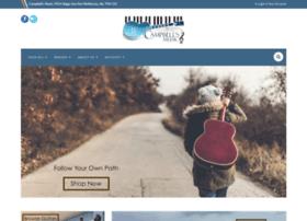Campbellsmusic.ca thumbnail