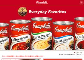 Campbellsoup.co.jp thumbnail