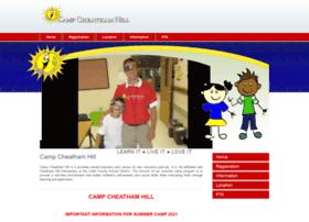 Campcheathamhill.net thumbnail
