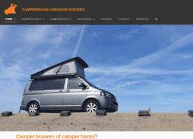Camperbouw-verhuurdongen.nl thumbnail