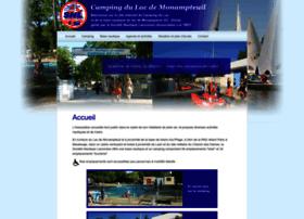 Camping-lac-monampteuil.fr thumbnail