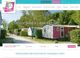 Camping-lesamandiers.fr thumbnail