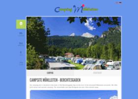 Camping-muehlleiten.de thumbnail