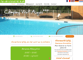 Camping-vert-auxois.fr thumbnail