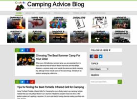 Campingadviceblog.com thumbnail