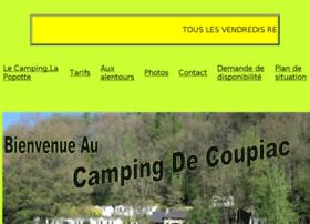 Campingcoupiac.fr thumbnail