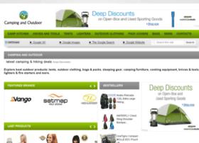 Campingoutdoor.co.uk thumbnail
