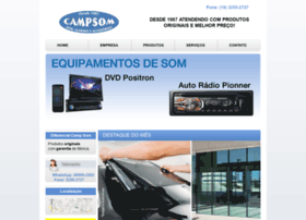 Campsom.com.br thumbnail