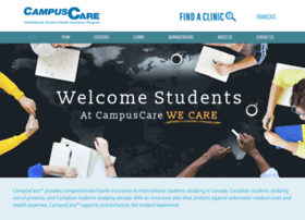 Campuscare.ca thumbnail