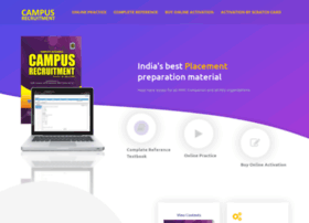 Campusrecruitment.co.in thumbnail