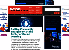 Campustechnology.com thumbnail