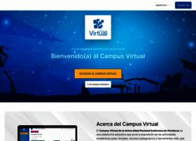 Campusvirtual.unah.edu.hn thumbnail