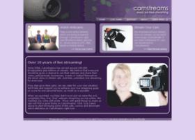 Camstreams.com thumbnail