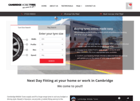 Camtyre.co.uk thumbnail