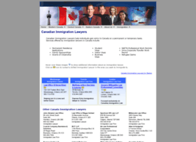 Canada-immigration-lawyers.ca thumbnail