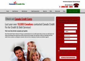 Canadacreditfix.ca thumbnail