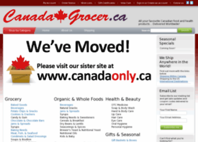 Canadagrocer.ca thumbnail