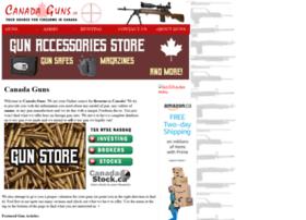 Canadaguns.ca thumbnail