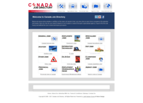 Canadajobdirectory.ca thumbnail