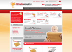 Canadamailers.ca thumbnail