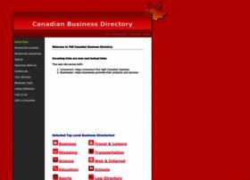 Canadianbusinessdirectory.ca thumbnail