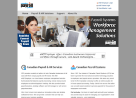 Canadianpayrollsystems.com thumbnail