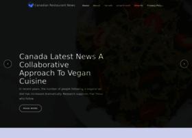 Canadianrestaurantnews.com thumbnail