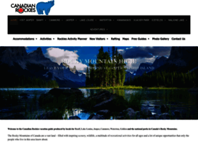 Canadianrockies.net thumbnail