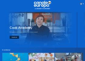 Canaleeuropa.tv thumbnail