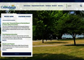 Canandaiguanewyork.gov thumbnail